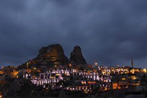 Sevki Silan_Kapadokya-Gece