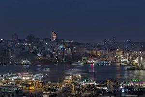 Sevki_Silan_Istanbul_Eminonu_Gece